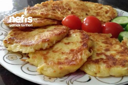 Kahvaltıya Mücver Tarifi (videolu)