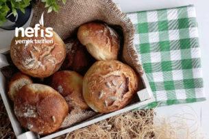 Minik Ekmek Brötchen (Püf Noktalarıyla) Tarifi