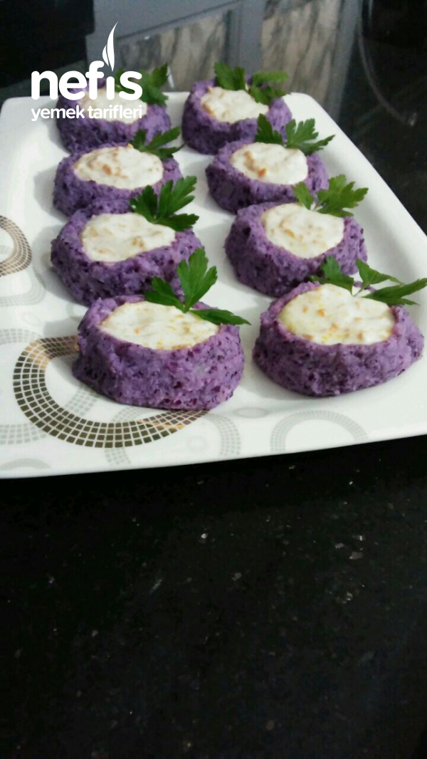 Lahana Pare Salatası( Aşkına)