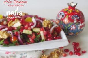 Nar Salatası Tarifi