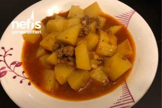 Kıymalı Patates (Anne Yemeği) Tarifi