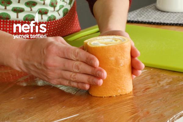 Dikey Yaş Pasta Tarifi
