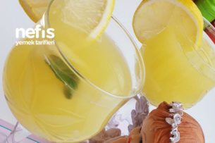 Kış Limonatası (Zencefilli) Tarifi