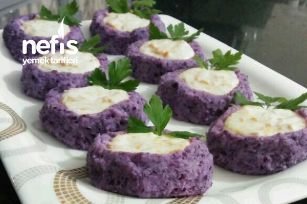 Lahana Pare Salatası (Mor Aşkına)