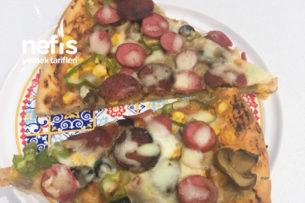 Pizza (Kesinlikle Denemelisiniz) Tarifi