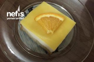 Glutensiz Portakallı Tatlı Tarifi