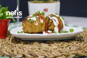 Yelpaze Patates (Atıştırmalık) Tarifi