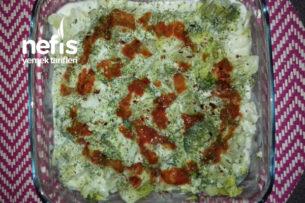 Yoğurtlu Karnabahar Brokoli Tarifi