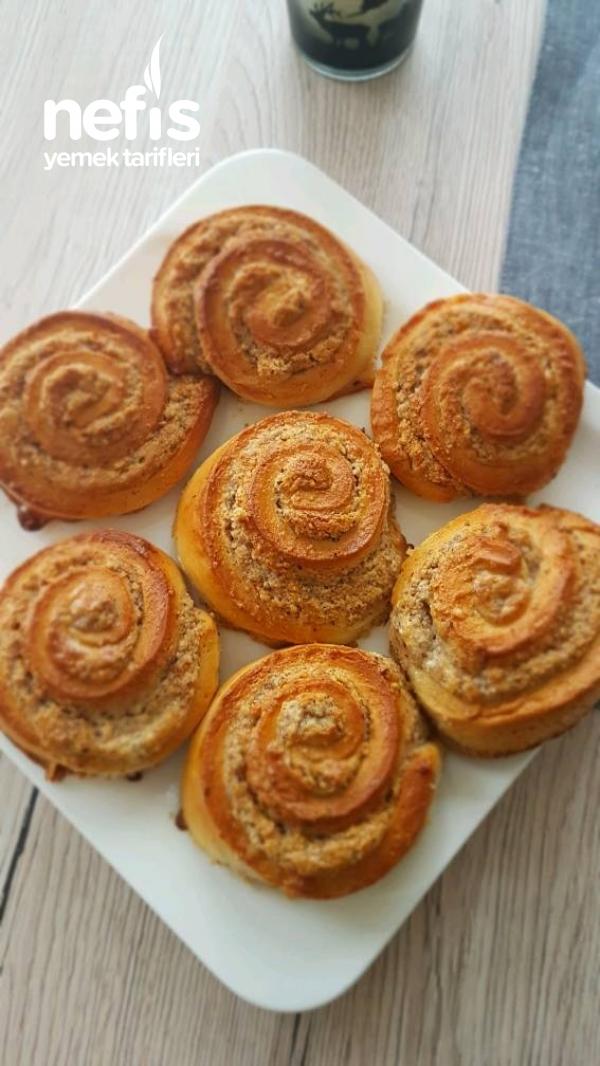 Fındıklı Çörek (Nussschnecken)