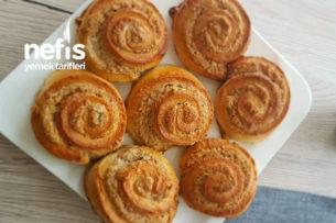 Fındıklı Çörek (Nussschnecken) Tarifi