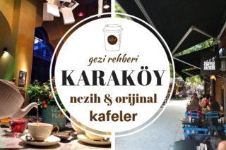 Karaköy Kafeleri – Orijinal ve Nezih! En İyi 10 Mekan Tavsiyesi Tarifi