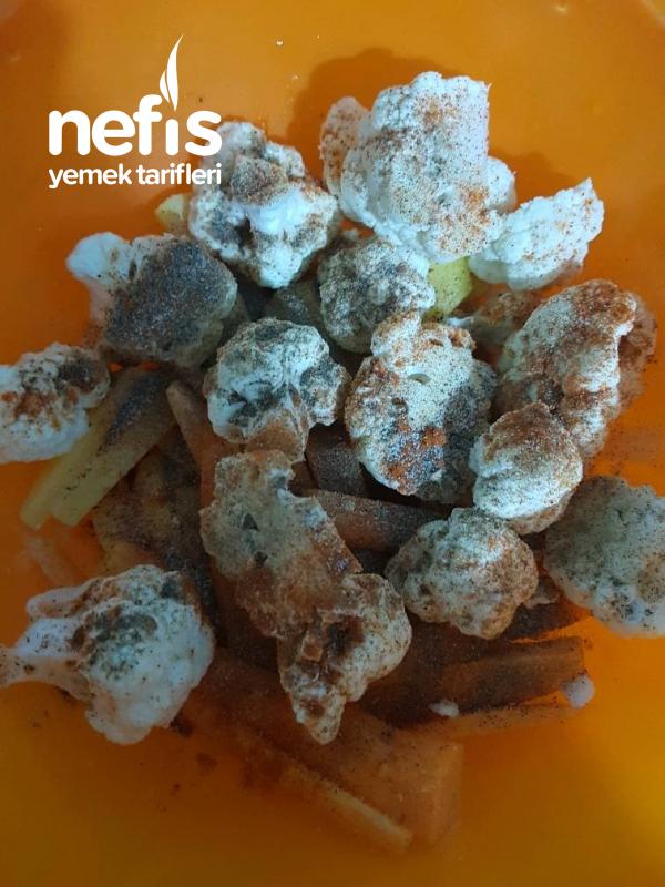 Karnibaharli Kış Salatası