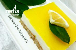 Limonlu Etimek Tatlısı Tarifi