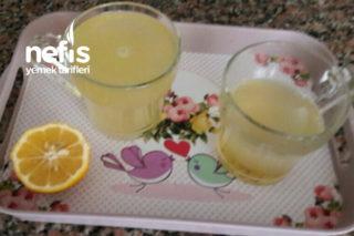 Bu Aylar Hastalıkla Boğuşanlara Nane Limon Tarifi