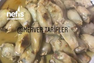 Etli Soğan Dolması (Mardin Usulü Tuzlu Et İle ) Tarifi