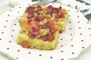Kek Pizza Tarifi