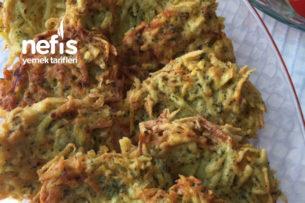 Kıtır Patates Mücveri Tarifi