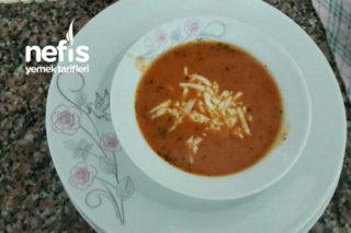Konserveden Domates Çorbası Tarifi