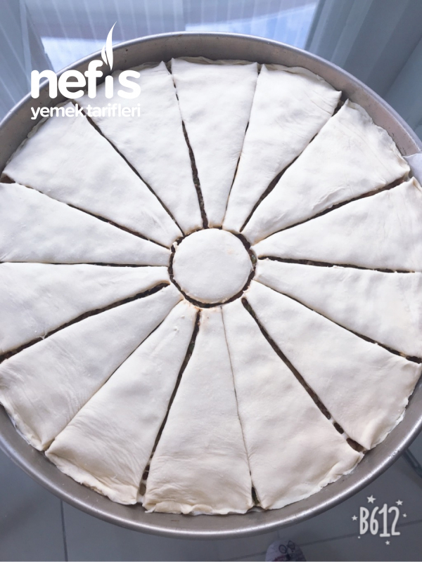 Muhacir Böreği (mayasız)