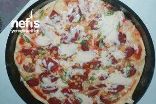 Mükemmel Pizza Tarifim