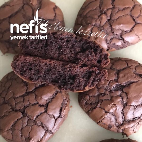 Nefis Brownies Kurabiye (Çok Kolay)