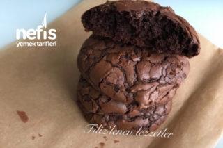 Nefis Brownies Kurabiye (Çok Kolay) Tarifi