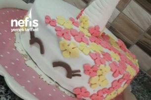 Unicorn Yaş Pasta Tarifi