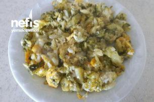 Brokolili Yumurta Tarifi