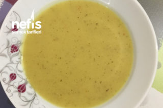 Karnabahar Çorbası (Alkali Sağlıklı Detoks Ve Çok Lezzetli) Tarifi