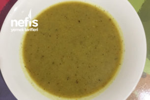 Mantar Çorbası (Alkali Sağlıklı Lezzetli Detoks) Tarifi