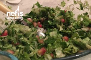 Narlı Salata Tarifi