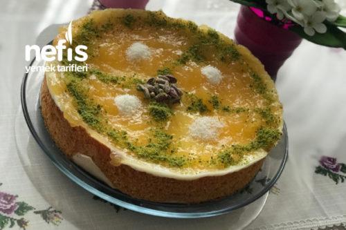 Portakal Soslu Pastam Tarifi