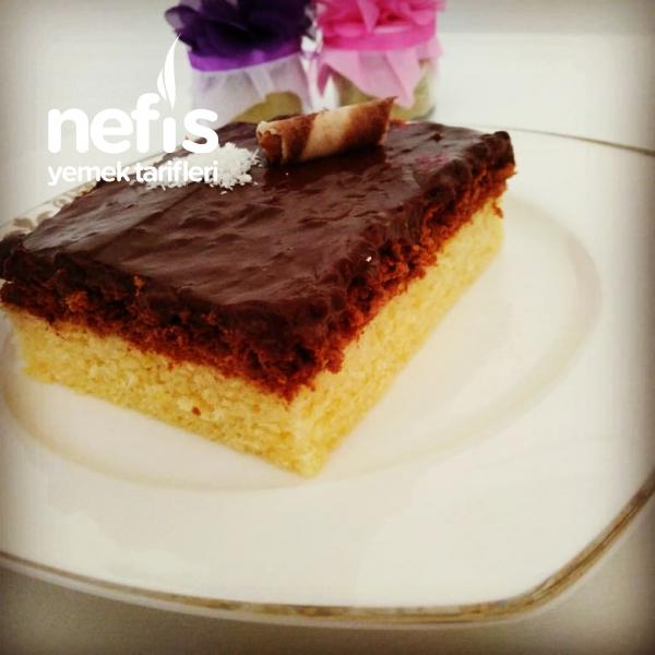 Pudingli Bisküvili Kek