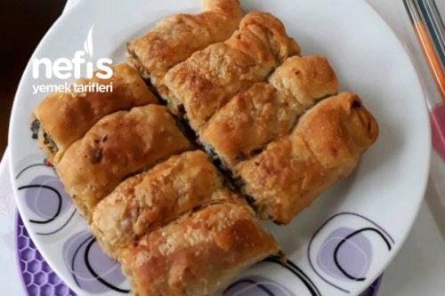 Sebzeli Börek (El Açması) Tarifi