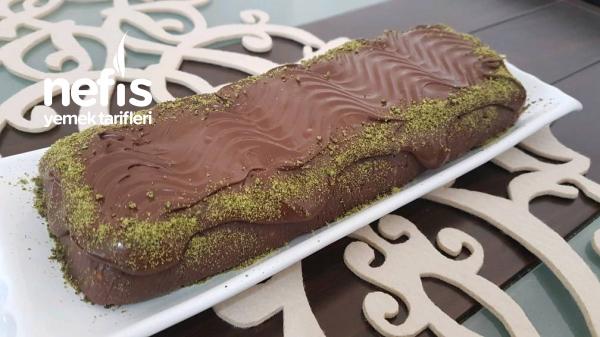 Kolay Çikolatalı Pasta(çok Lezzetli)
