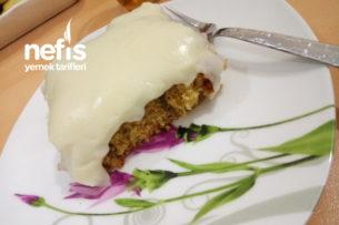 Kremalı Havuçlu Pasta (Ev Yapımı Kremayla) Tarifi