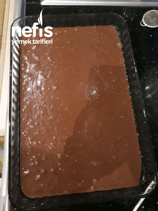 Kremalı Islak Pasta