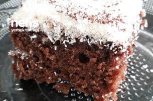 Kremalı Islak Pasta Tarifi