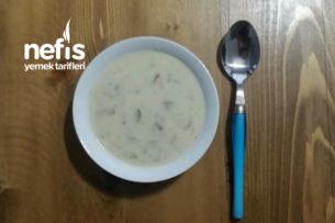 Kremalı Mantar Çorbası (Çok Pratik) Tarifi