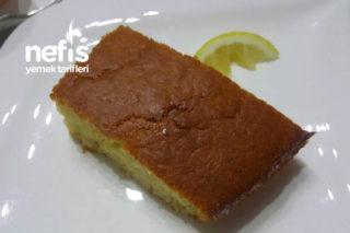 Limon Aromalı Kek Tarifi