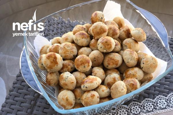 Minik Tuzlu İkramlıklar Tarifi