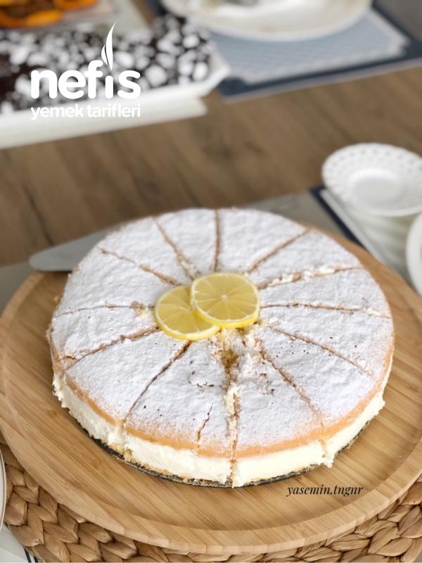 Orjinal Alman Pastası (sahnetorte)
