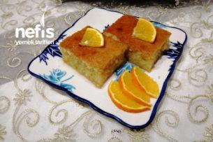 Portakallı Mis Kokulu Revani Tarifi
