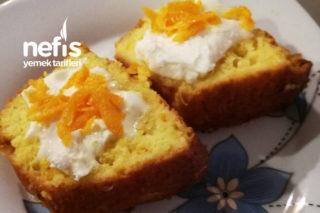 Zerdeçallı Portakallı Kek Tarifi