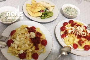 Pratik Akşam Yemeği Tarifi