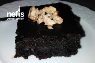 Sırılsıklam Çikolatalı Islak Kek Tarifi