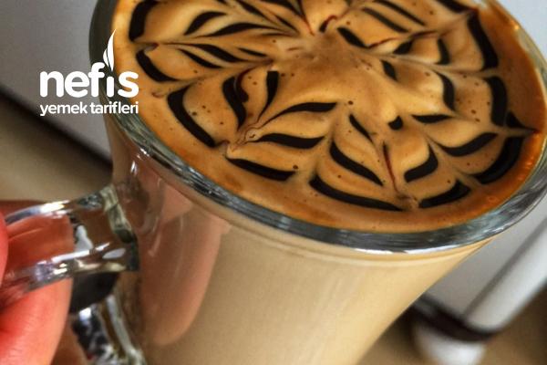 Sütlü Kahve Bol Köpük Tarifi