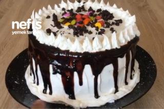 10 Dakikada Hazır Doğum Günü Pastası ( Videolu ) Tarifi