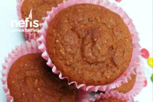 Bebek Muffini (Şekersiz Fit Muffin) Tarifi