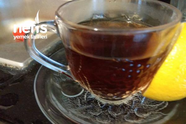 Bitki Çayı-Hasta Kaldıran